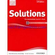 Solutions 2nd Pre-Inter Teacher Book