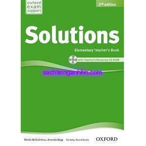 Solutions Elementary 2nd Teacher Book