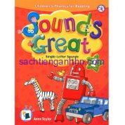 Sách giáo trình Sounds Great 1 Single-Letter Sounds