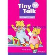 Sách giáo trình Tiny Talk 1A Student Book
