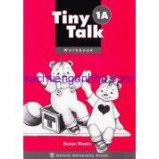 Sách giáo trình mầm non Tiny Talk 1A Workbook