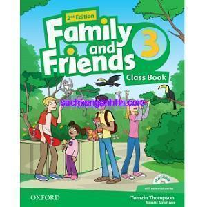 Family and Friends 3 Class Book 2nd Edition pdf download