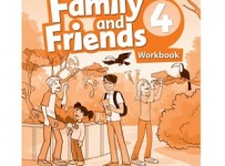 Family and Friends 4 2nd Workbook pdf