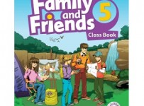 Family and Friends 5 Class Book 2nd Edition pdf download