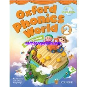 Oxford Phonics World 2 Short Vowels Student Book pdf download