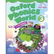 Oxford Phonics World 3 Long Vowels Student Book pdf download