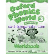 Oxford Phonics World 3 Long Vowels Workbook pdf download