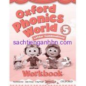 Oxford Phonics World 5 Workbook pdf download
