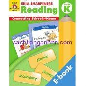Evan Moor Skill Sharpener Reading Grade K