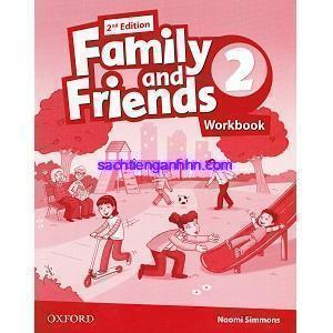 Family and Friends 2 Workbook 2nd Edition ebook pdf