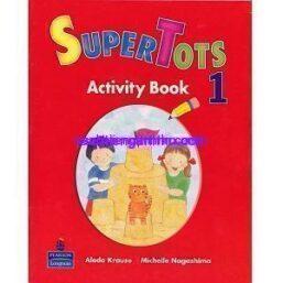 SuperTots 1 Activity Book ebook pdf download