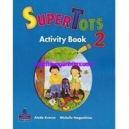 SuperTots 2 Activity Book download pdf ebook