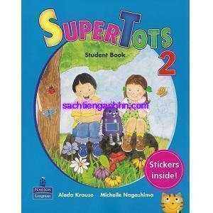 SuperTots 2 Student Book ebook pdf download