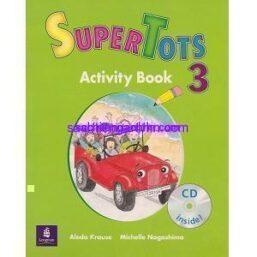SuperTots 3 Activity Book pdf download ebook