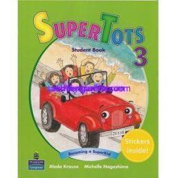 SuperTots 3 Student Book pdf download ebook