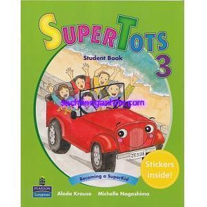 SuperTots 3 Student Book pdf download ebook