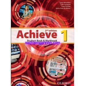 Achieve 1 Student Book & Workbook 2nd Edition pdf ebook download free