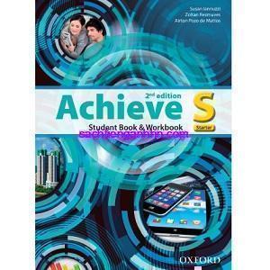 Achieve Starter Student Book & Workbook 2nd Edition pdf ebook download