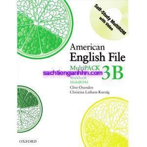 American English File 3B Student Book Workbook pdf download ebook