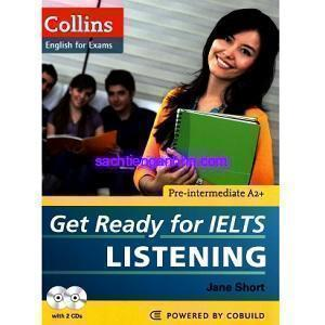 Collins English for Exams Get Ready for IELTS Listening Pre-Intermediate