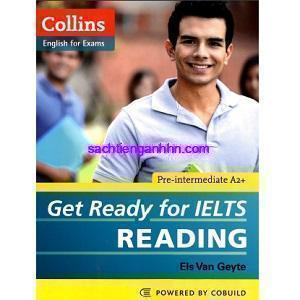 Collins English for Exams Get Ready for IELTS Reading Pre-Intermediate