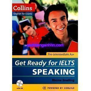 Collins English for Exams Get Ready for IELTS Speaking Pre-Intermediate