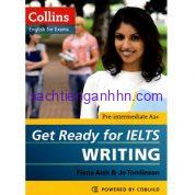 Collins English for Exams Get Ready for IELTS Writing Pre-Intermediate