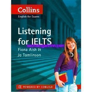 Collins English for Exams Listening for IELTS pdf ebook download