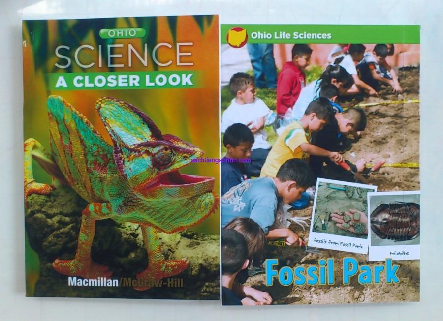 Macmillan Science A Closer look 9