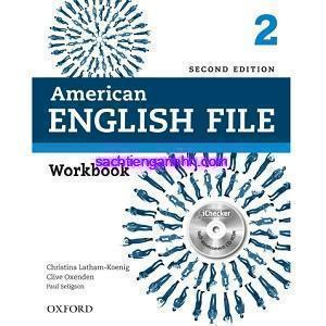 American English File 2 Workbook 2nd Edition download pdf ebook