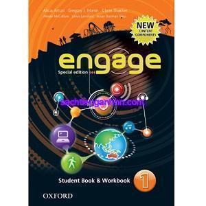 Engage 1 Student Book and Workbook