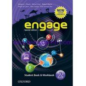 Engage 2 Student Book and Workbook
