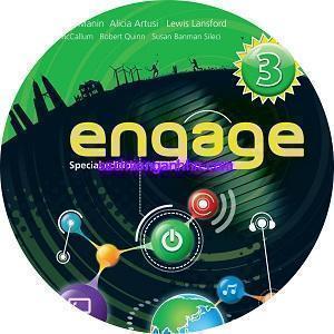 Engage 3 Class CD Audio