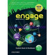 Engage 3 Student Book and Workbook