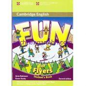Fun for Flyers Student Book 2nd Edition