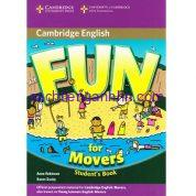 Fun for Movers Student Book 2nd Edition