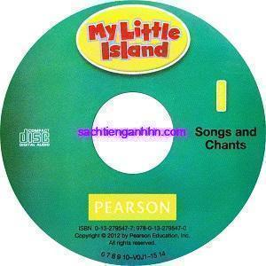 My Little Island 1 Workbook Songs and Chants CD