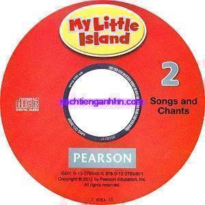My Little Island 2 Workbook Songs and Chants CD