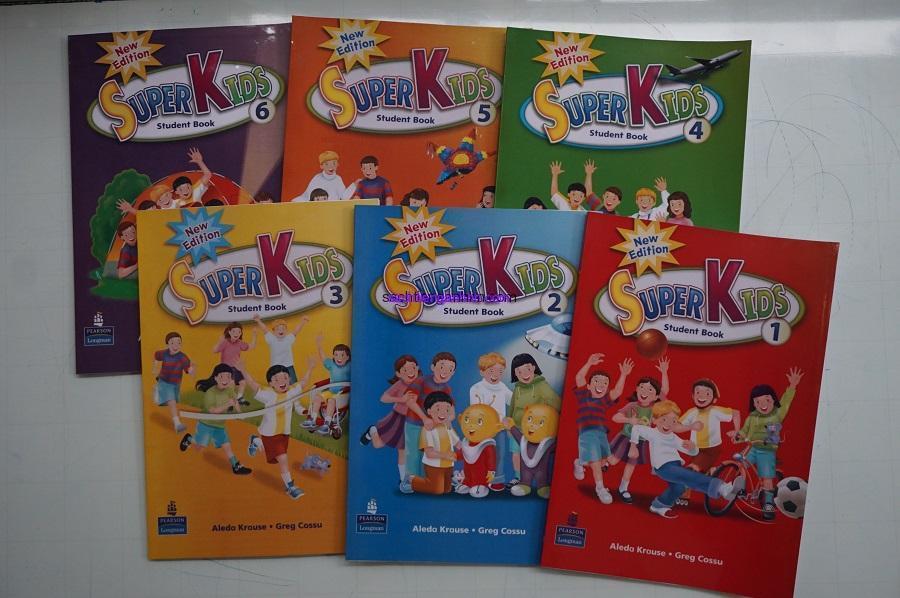 SuperKids 1 Student Book 1