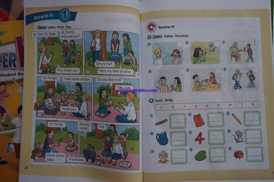 SuperKids 1 Student Book 4