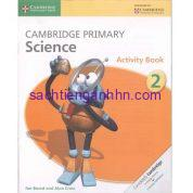 Cambridge Primary Science 2 Activity Book