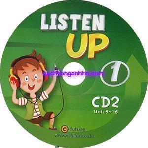 Listen Up 1 New Edition Audio CD2