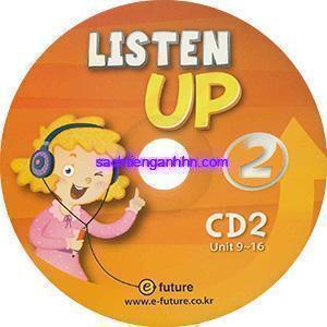 Listen Up 2 New Edition Audio CD2