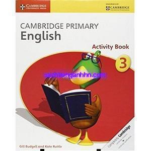 Cambridge Primary English 3 Activity Book