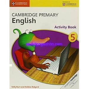 Cambridge Primary English 5 Activity Book