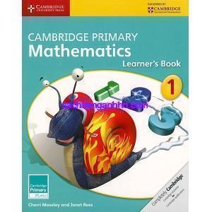 Cambridge Primary Mathematics Learner's Book 1