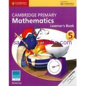 Cambridge Primary Mathematics Learner's Book 5