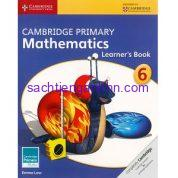 Cambridge Primary Mathematics Learner's Book 6