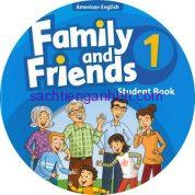 Family and Friends 1 American Edition Class Audio CD