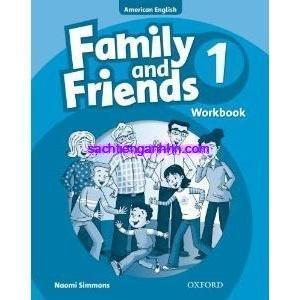 Family and Friends 1 Workbook American English